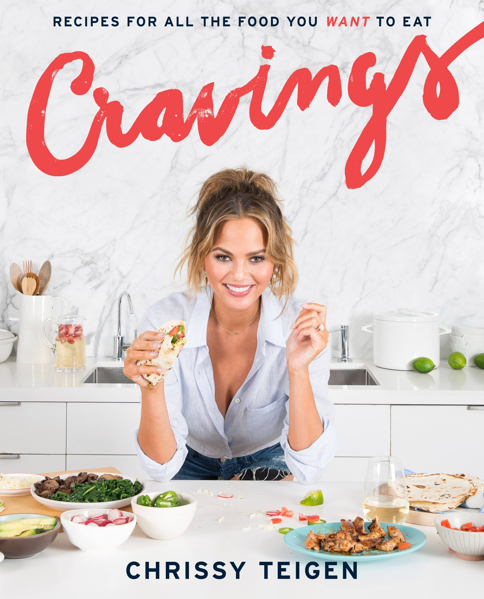 Healthy food porn cookbook