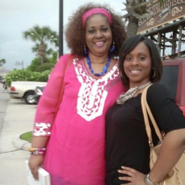 Me and my beautiful mother