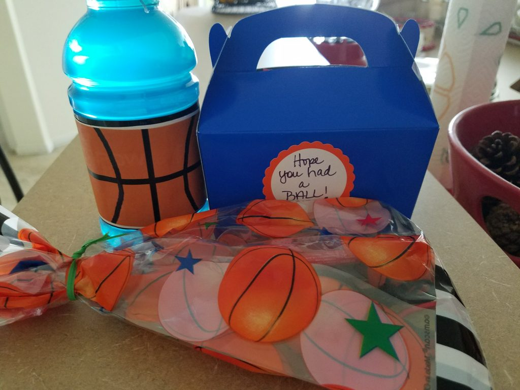 Party Treats and Favors