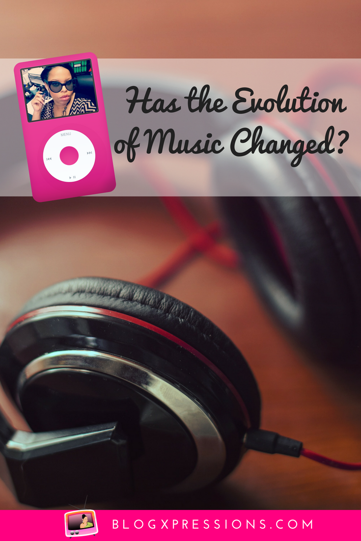 We love music! Over the years, things have changed. Has the evolution of music changed? Check out this post and voice your opinion!