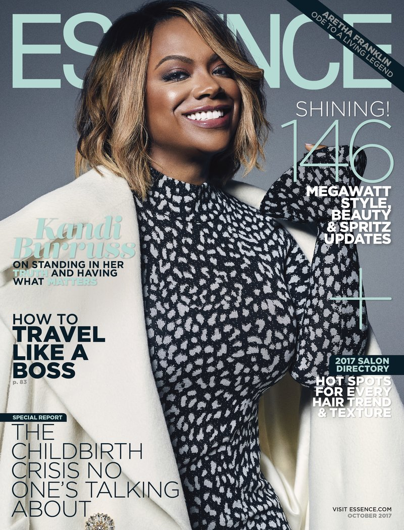 Kandi Burruss is shining bright on her first ever Essence shoot. Get all the deets about her interview in this post!